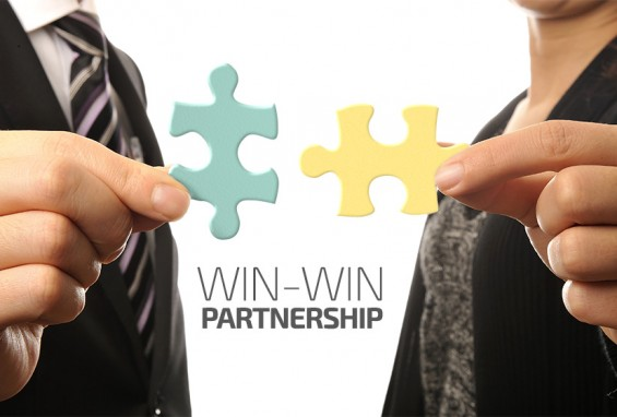 win-win partnership